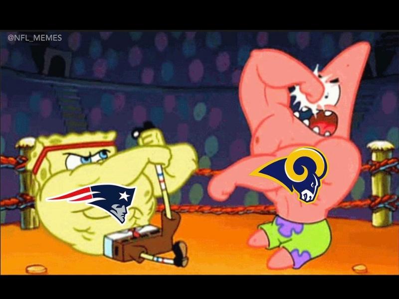 Los mejores memes del Super Bowl