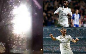 Atentado al Hotel del Real Madrid en Holanda