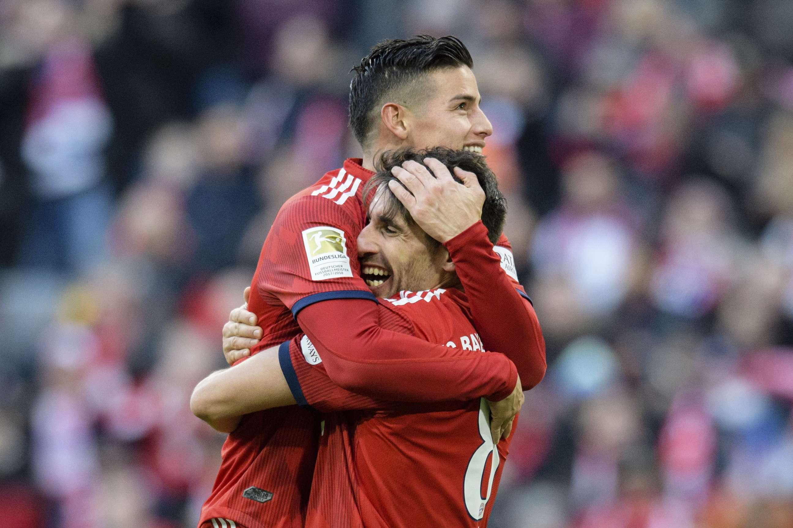 Bayern asedia al líder Dortmund en la Bundesliga