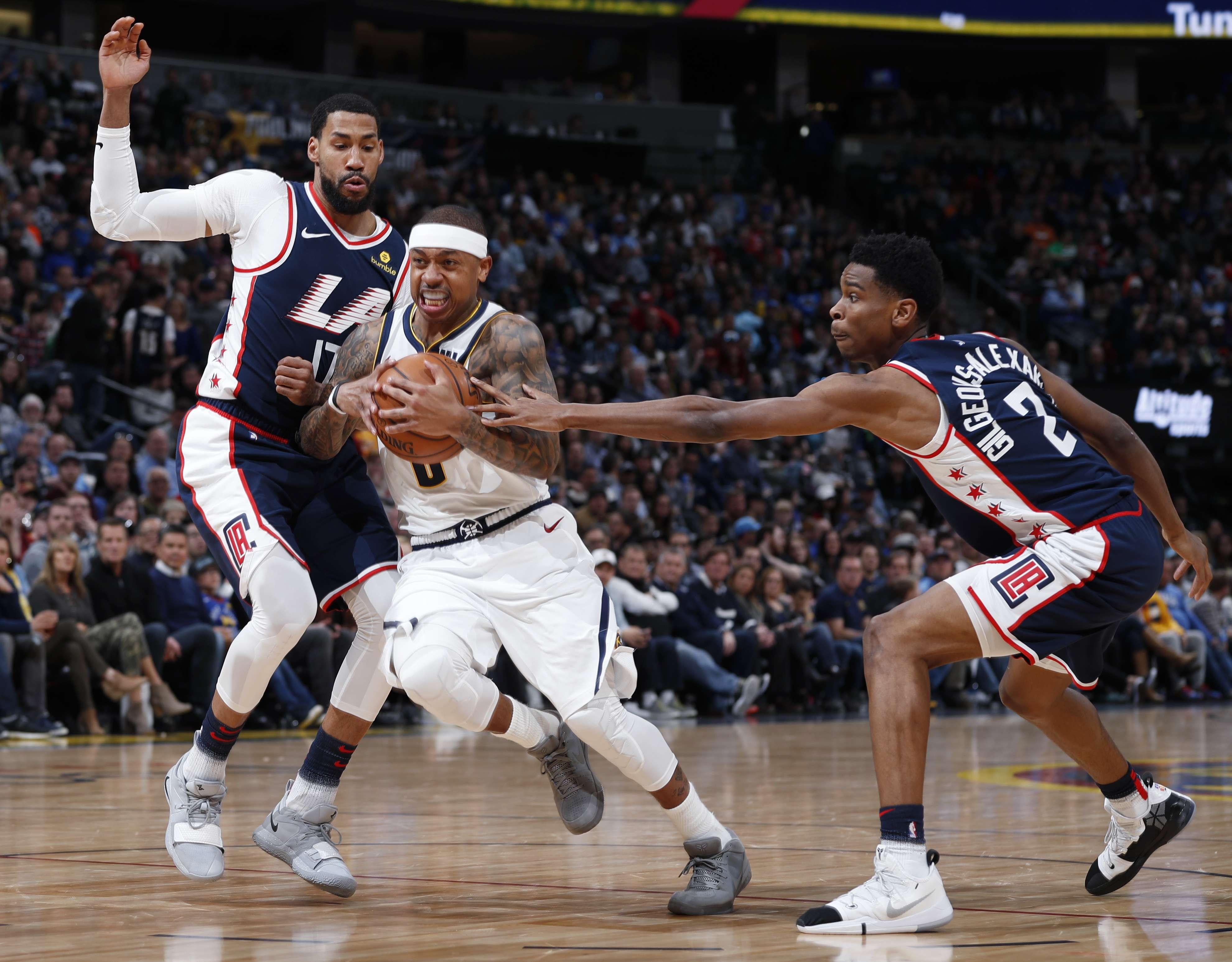 Jokic y Millsap comandan triunfo de Nuggets sobre Clippers