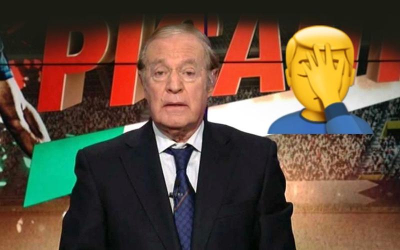 José Ramón reconoce calabaceada