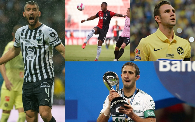 defensas más goleadores en la Liga MX