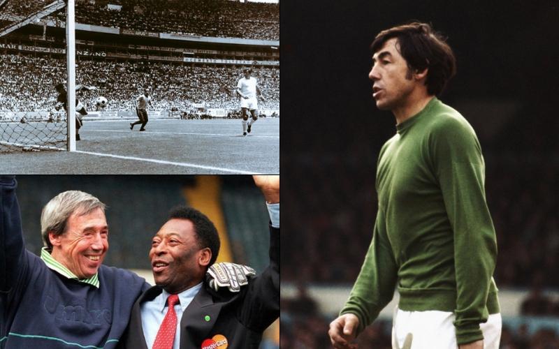 VIDEO: La legendaria atajada que Gordon Banks le realizó a Pelé