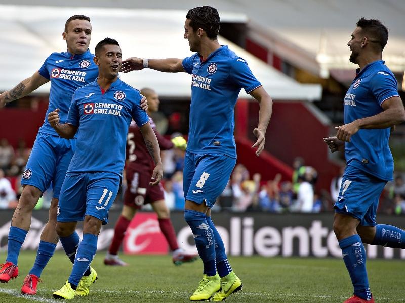 Cruz Azul supera al Real Madrid