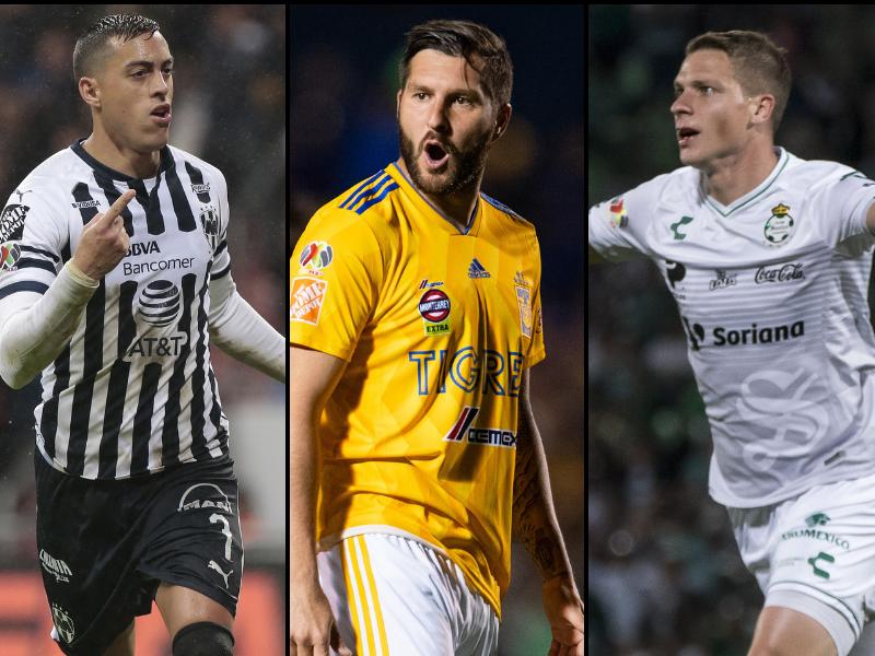 Extranjeros y viejos se adueñan de la Liga MX
