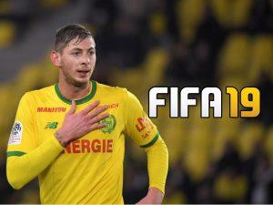 El tributo de FIFA 19 a Emiliano Sala