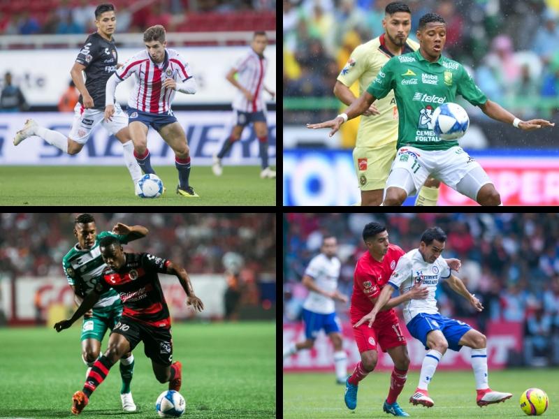 Pronósticos de la jornada 6 del Clausura 2019