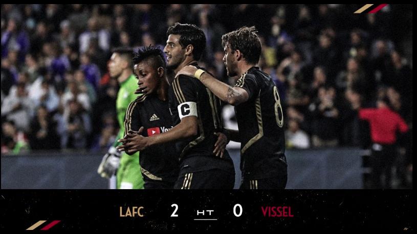 VIDEO: Carlos Vela hace dos golazos en la victoria del LAFC
