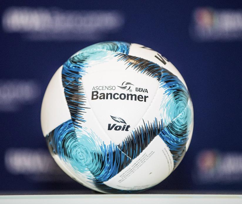 Liga MX estrena balón con causa