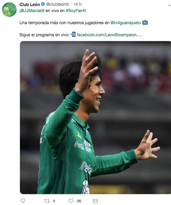 José Macías podría ser el máximo goleador