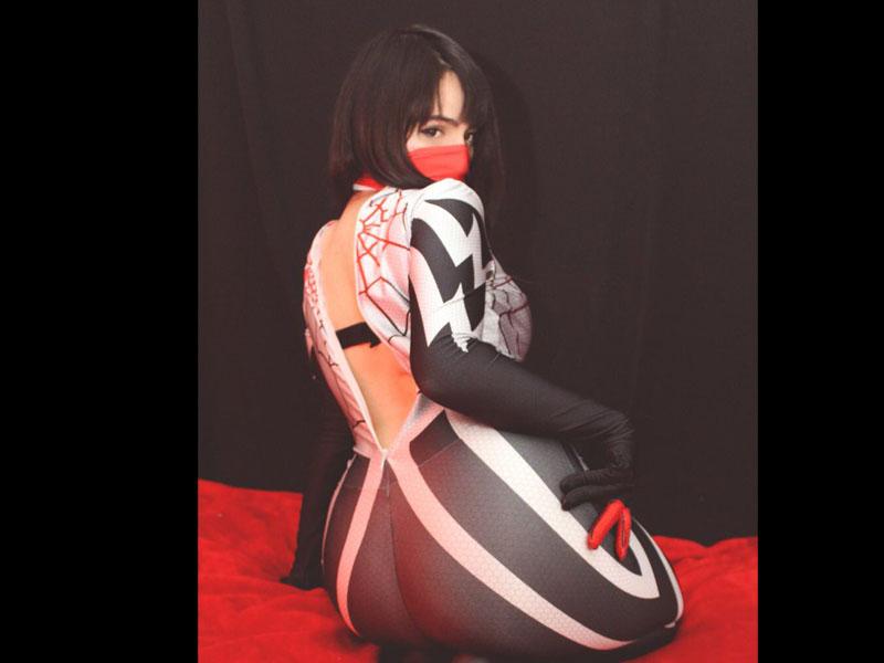Shika cosplayer