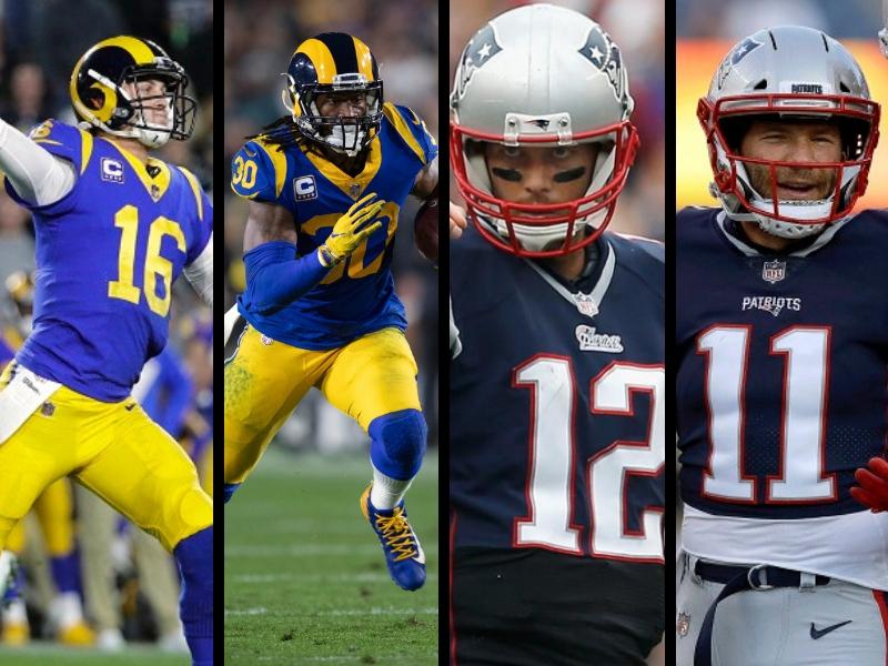 Los 5 puntos clave del Super Bowl entre Rams y Patriots