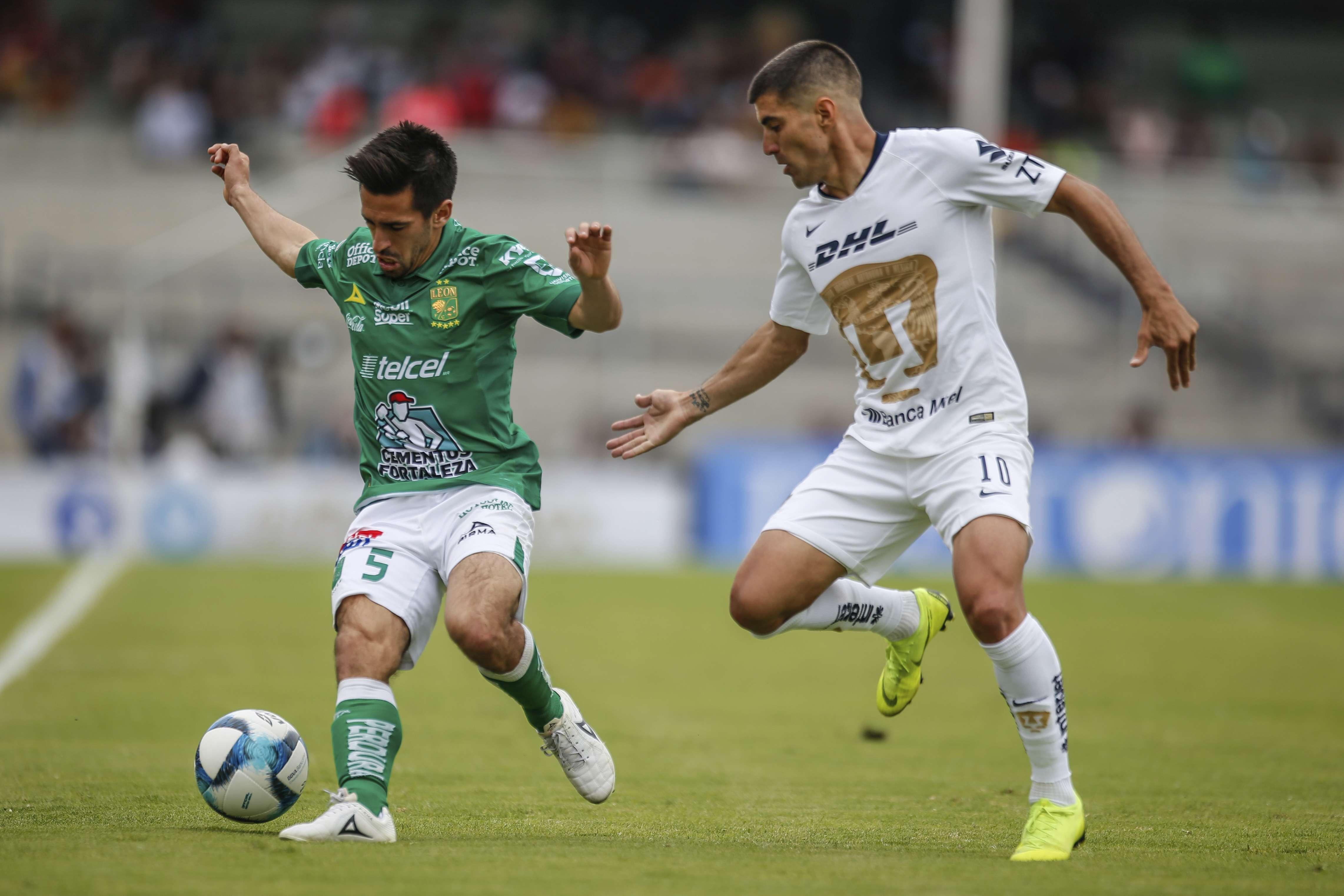 León prolonga su buen momento y vence a Pumas