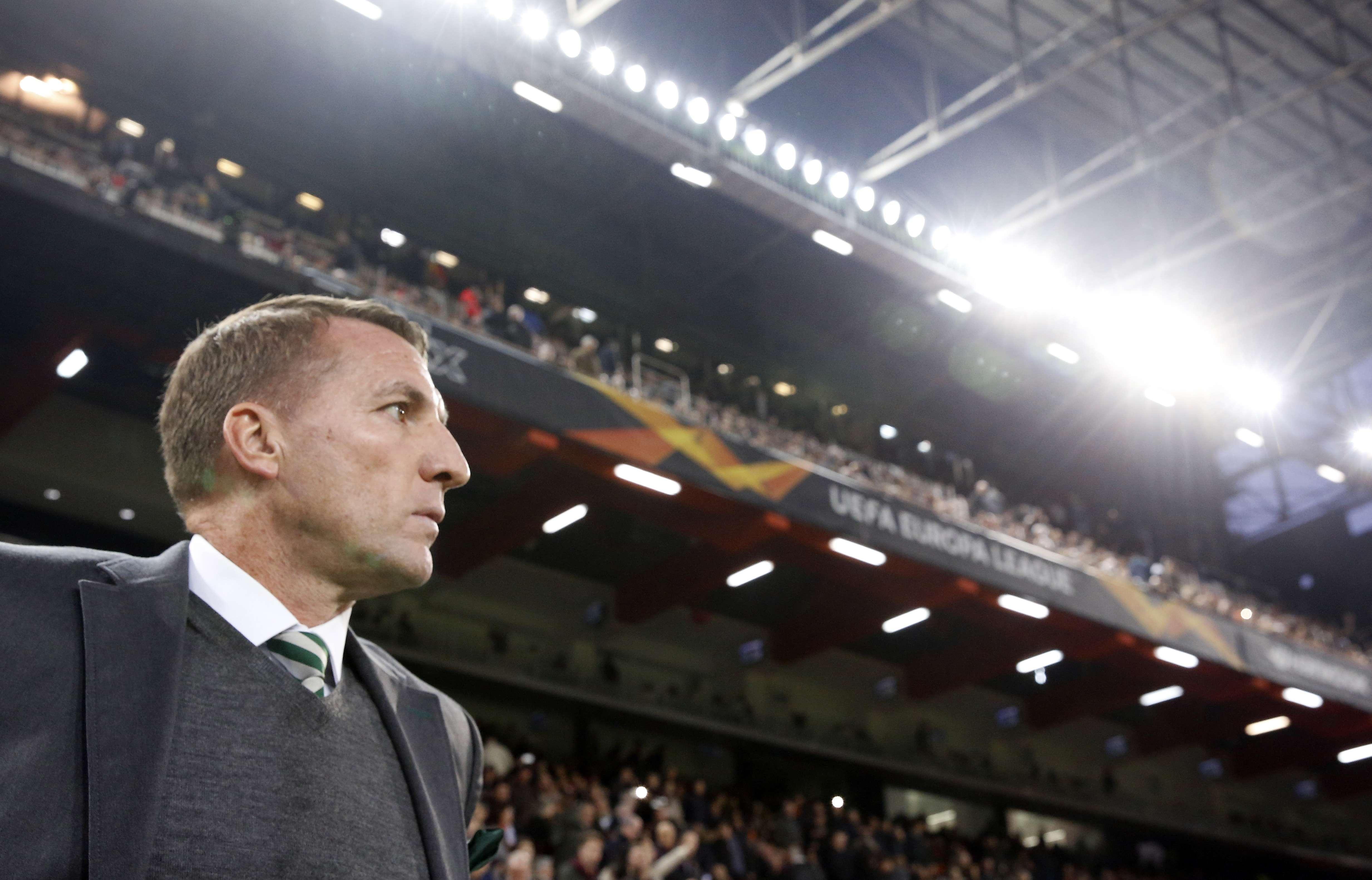 Rodgers abre las puertas para dirigir a Leicester