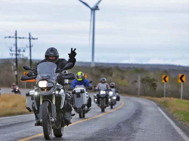 Un éxito el Congreso de Motociclistas en Tamaulipas