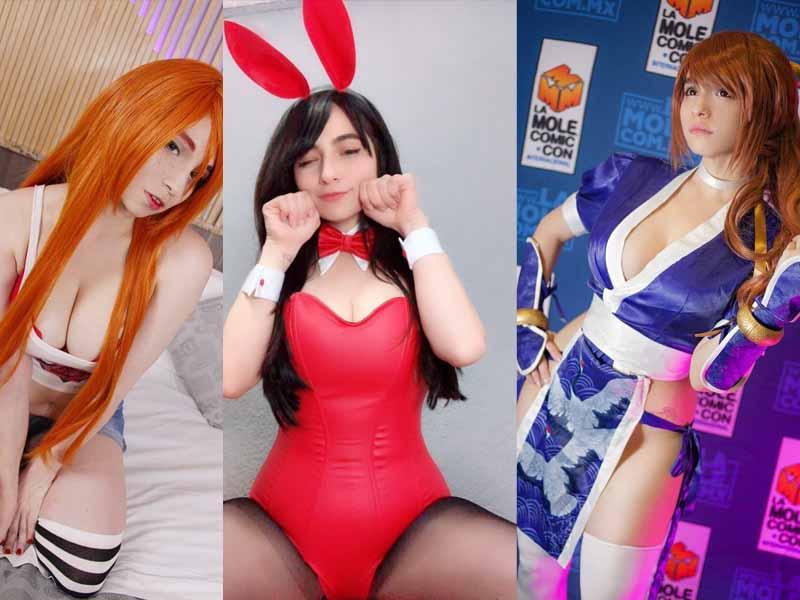 Shika, la cosplayer consentida de México