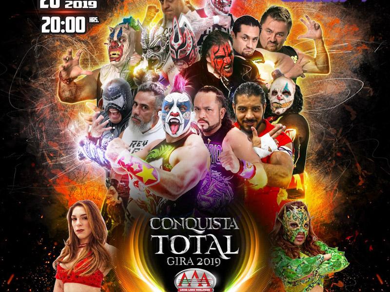 Tv Azteca hace oficial llegada de AAA y los fans enfurecen
