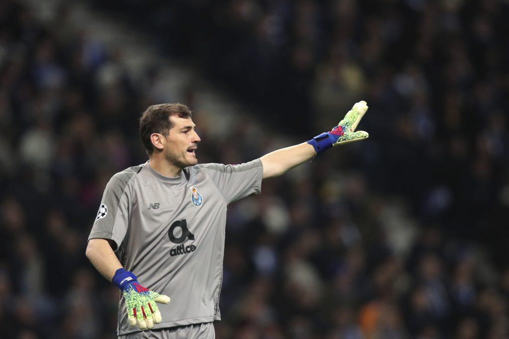 Casillas renueva por una temporada más con el Porto