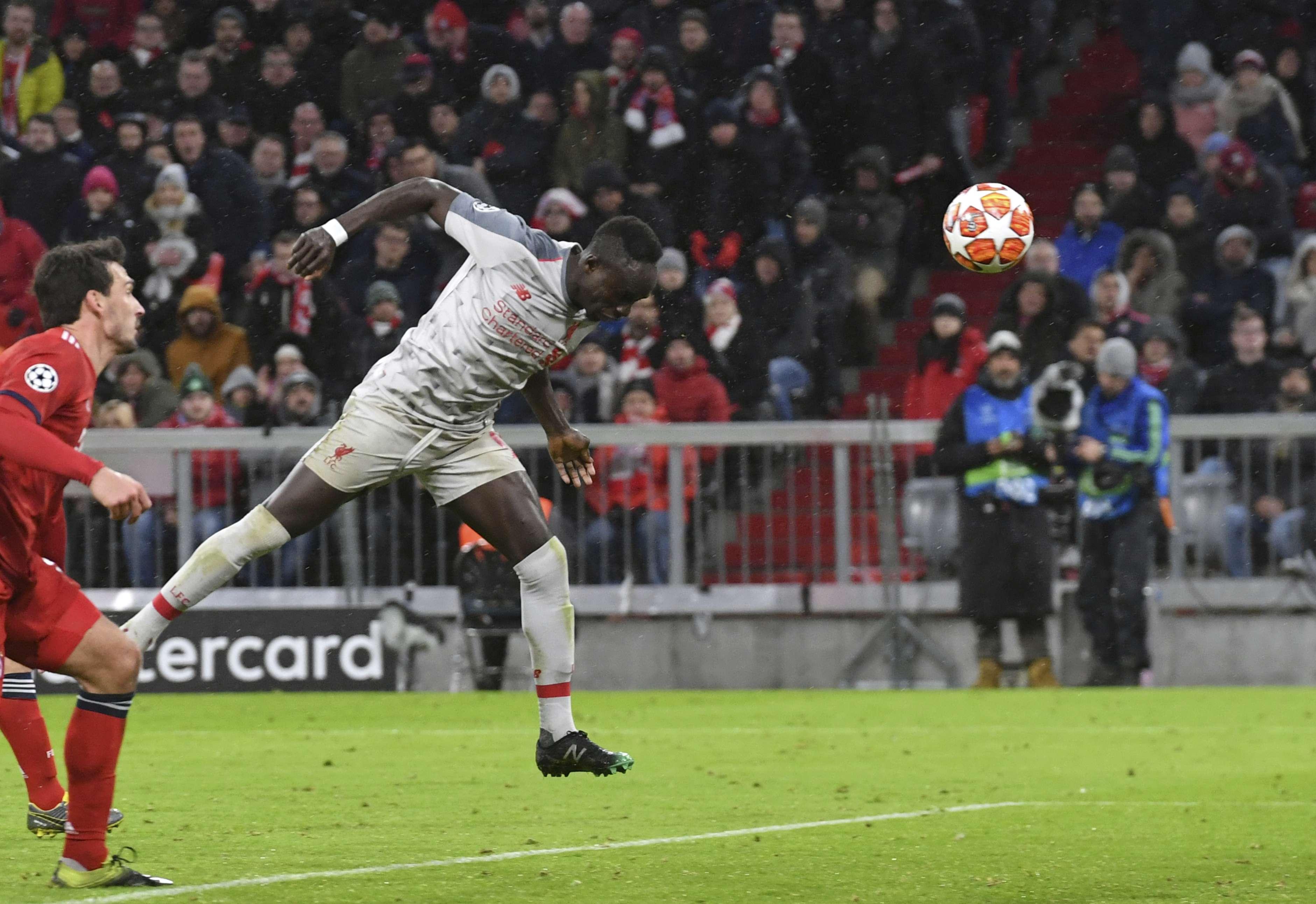 Liverpool fulmina a Bayern, 4 ingleses en cuartos de final