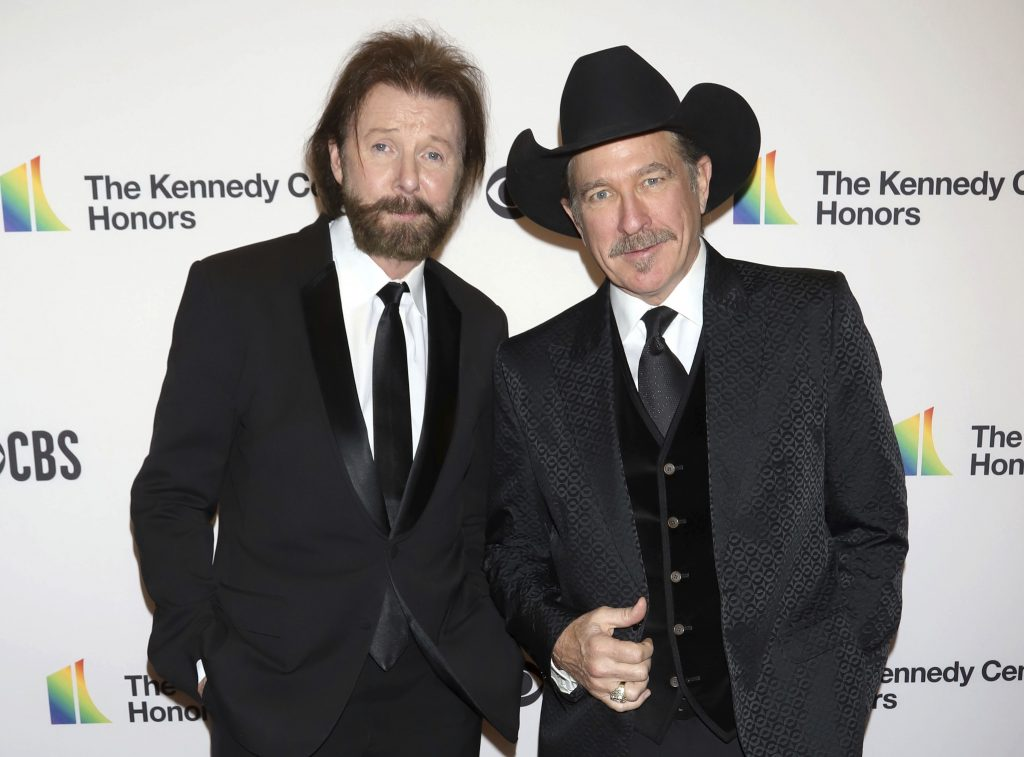 Brooks & Dunn y Ray Stevens al Salón de la Fama Country