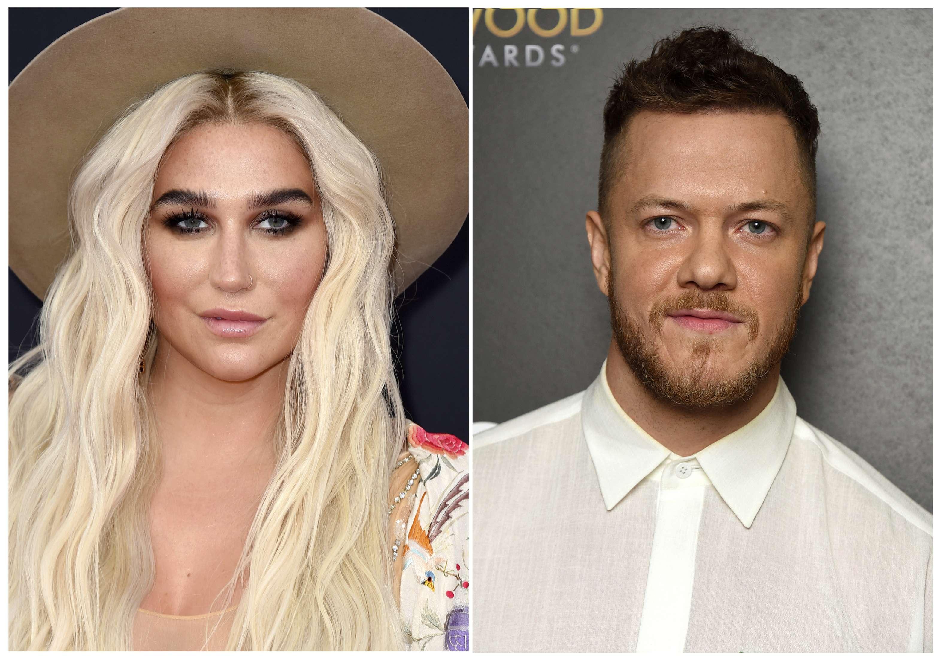 Kesha encabezará festival LGBTQ de Dan Reynolds LOVELOUD