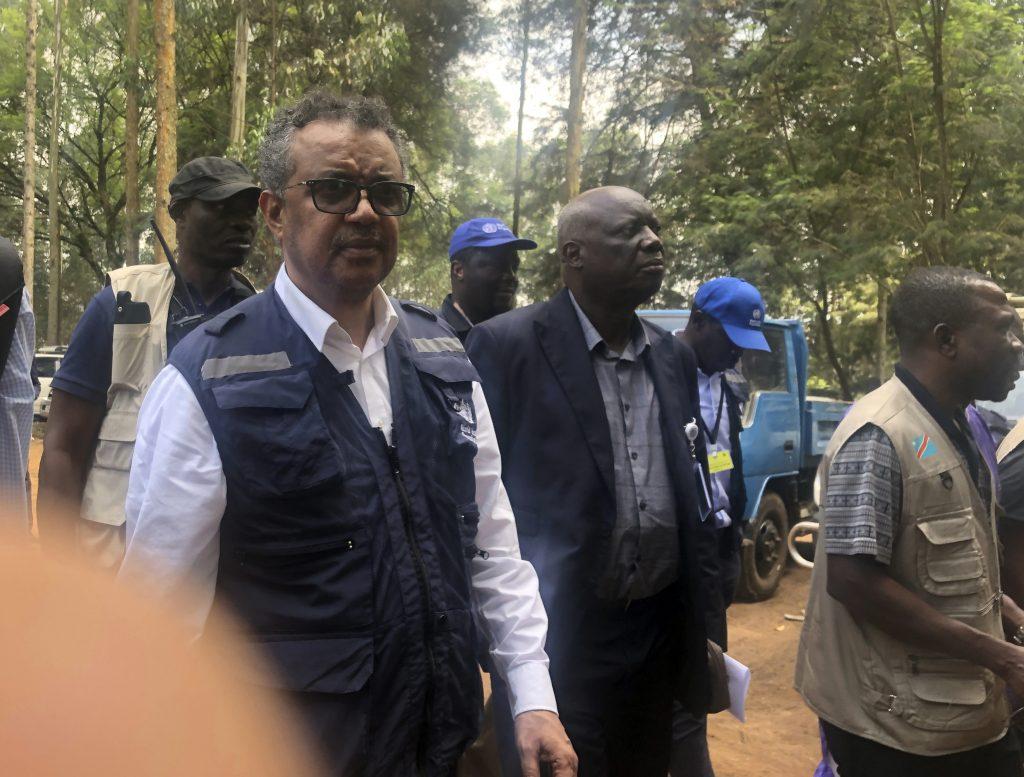 Ataques merman lucha contra ébola en Congo, denuncia OMS