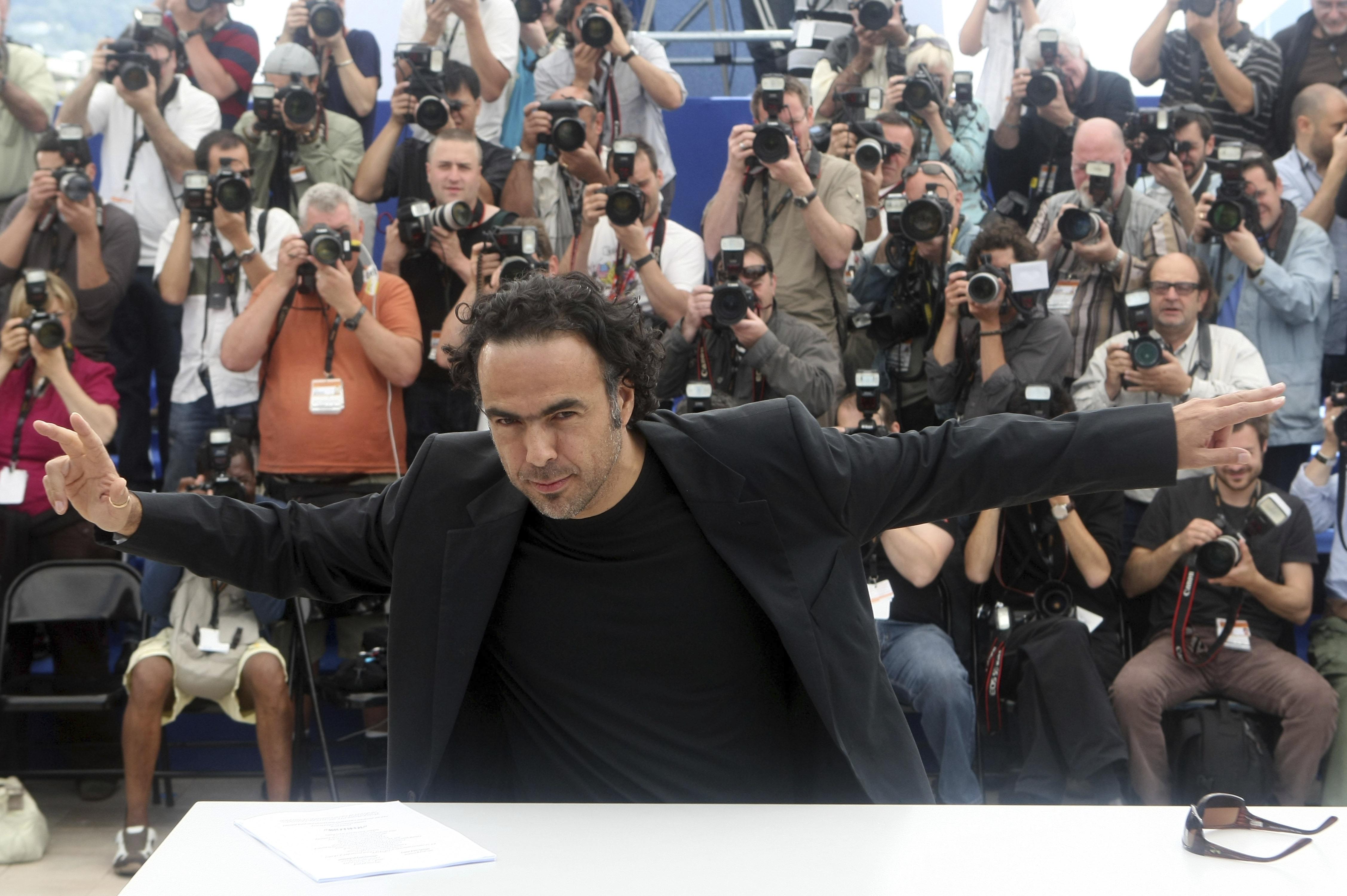Iñárritu, el primer mexicano que preside el jurado de Cannes