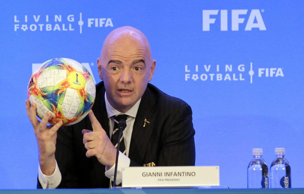 FIFA busca ampliar Mundial de Qatar 2022 a 48 equipos