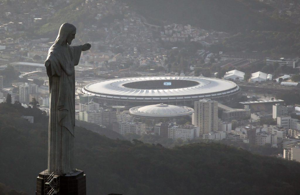 Gobierno de Río retoma control del estadio Maracaná