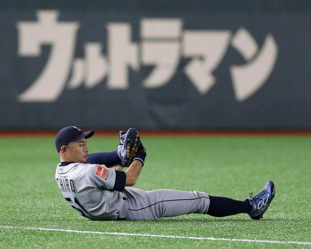 Medio: Ichiro se retirará en Japón tras Marineros-Atléticos