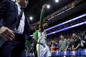 NBA multa a Marcus Smart de los Celtics con 50.000 dólares