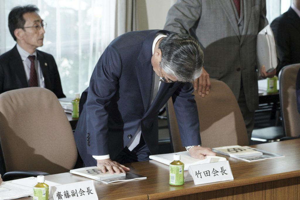 Presidente Comité Olímpico Japón renuncia por caso sobornos