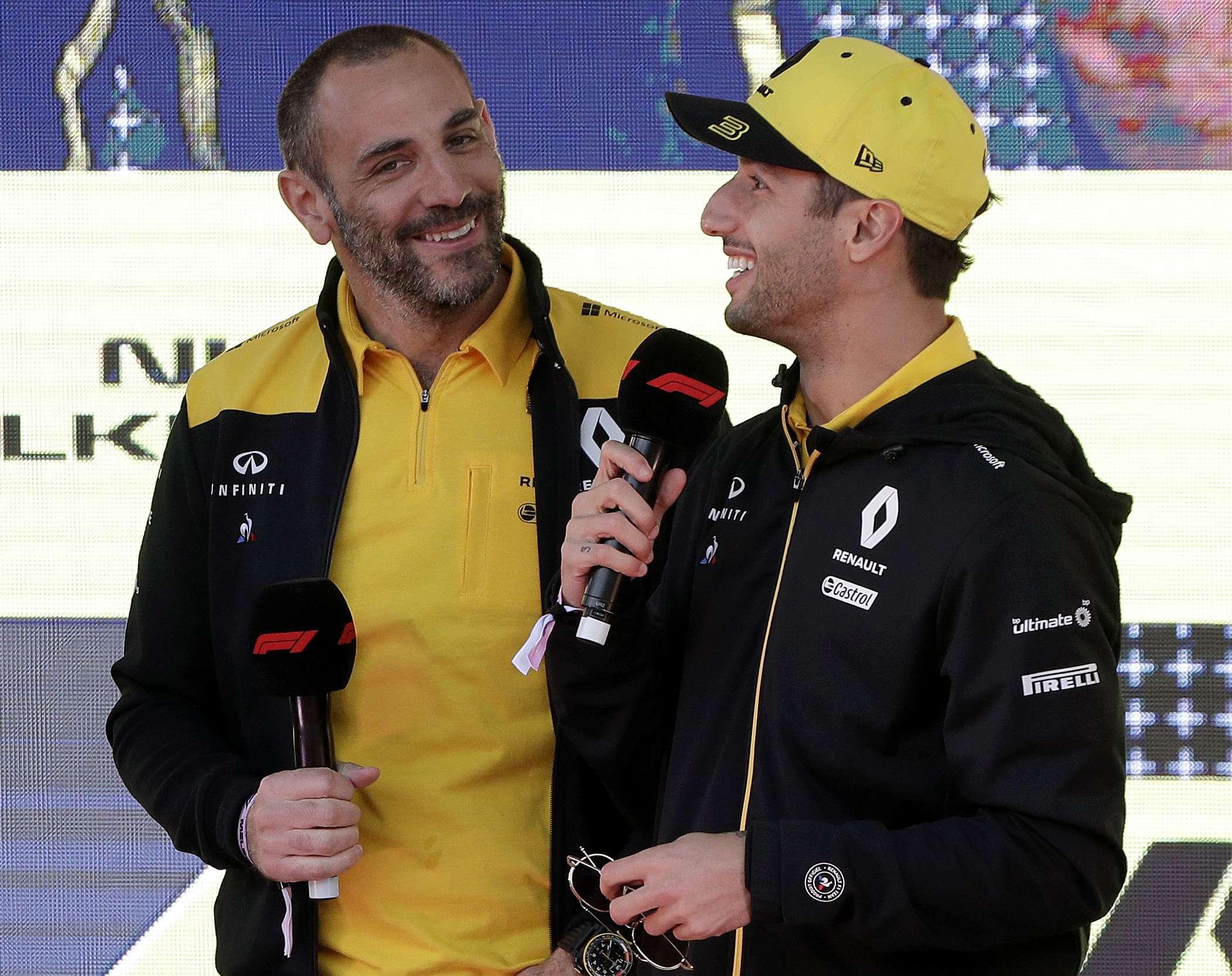 Ricciardo no pierde lealtad australiana tras pasar a Renault