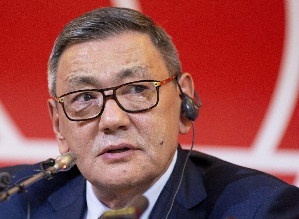 Presidente de AIBA se aparta de cargo por pesquisa del COI