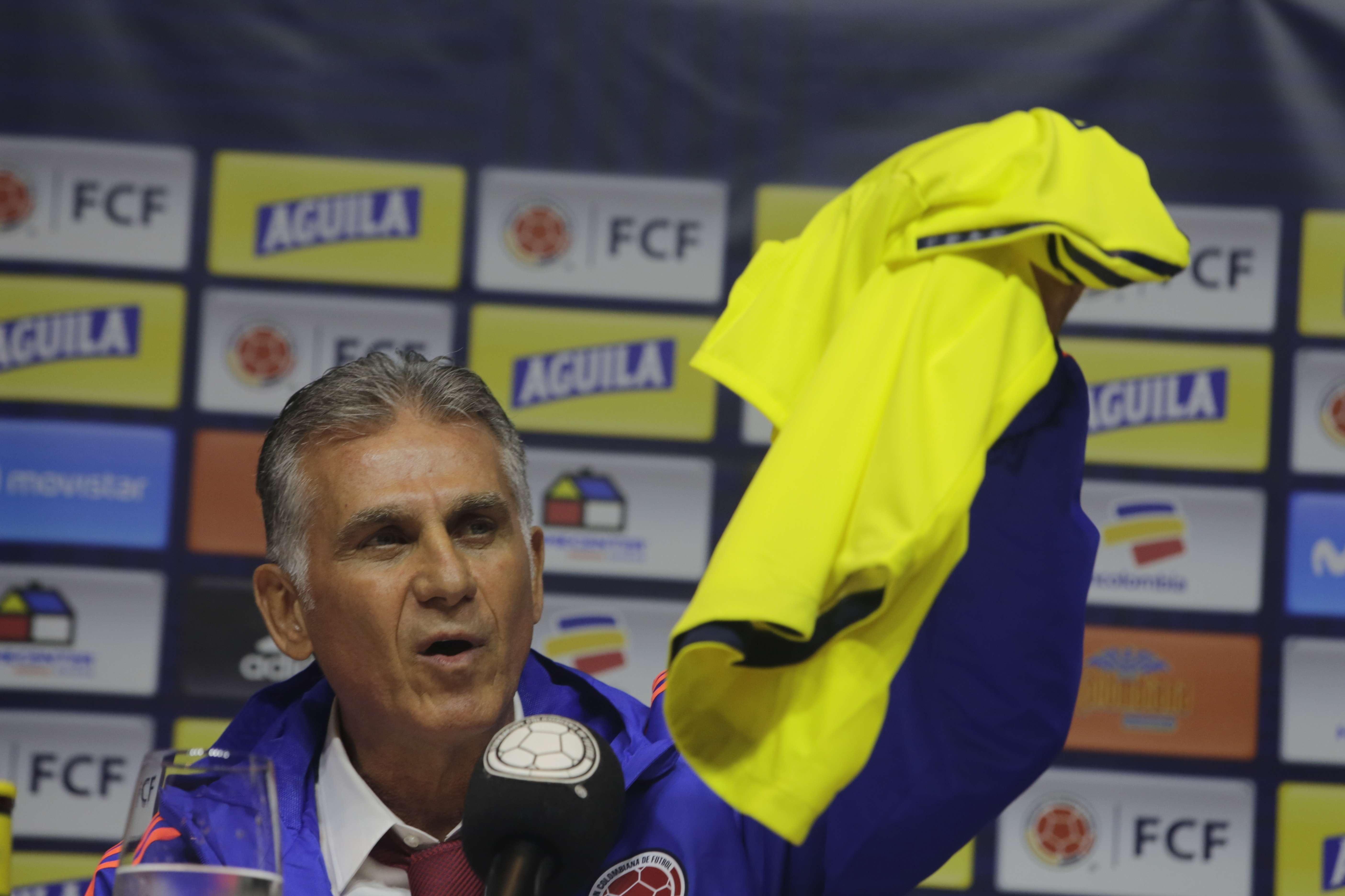 Colombia y Brasil se enfrentarán en Miami el 6 de septiembre