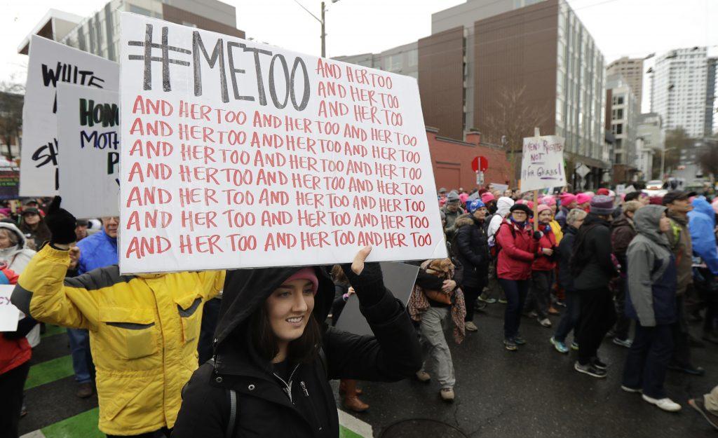 Menores violadas también dan la cara en la era del #MeToo