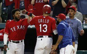 Gallo vuelve a pegar jonrón; Rangers derrotan a Astros