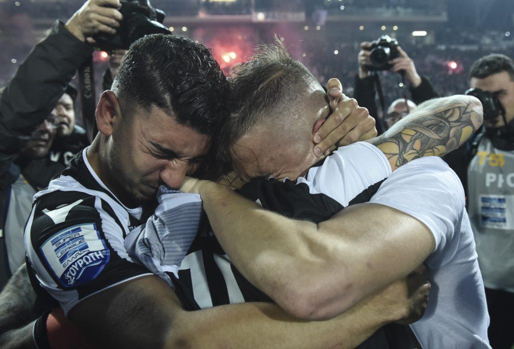 PAOK obtiene el campeonato en Grecia