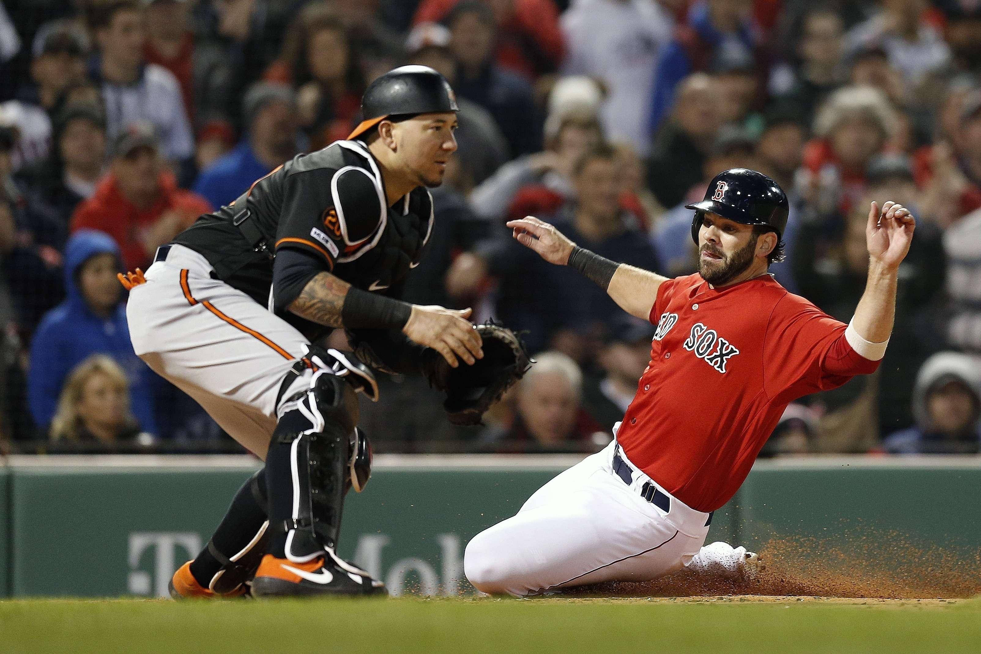 Bradley facilita labor de Rodríguez en victoria de Boston