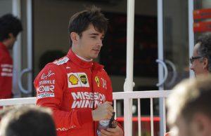 Leclerc el  más veloz en prácticas para F1 de Azerbaiyán