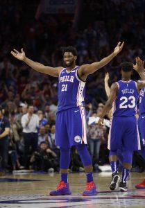 Con paliza sobre Nets, 76ers se colocan en la fase siguiente
