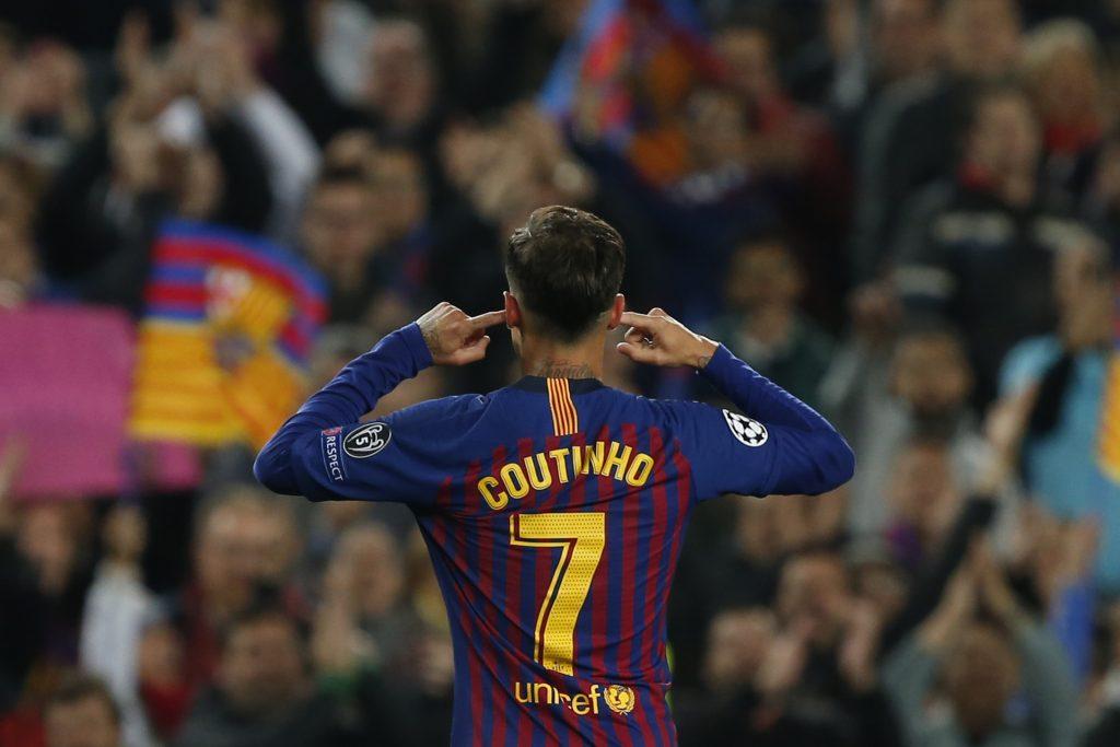 Aficionados del Barça siguen disgustados con Coutinho