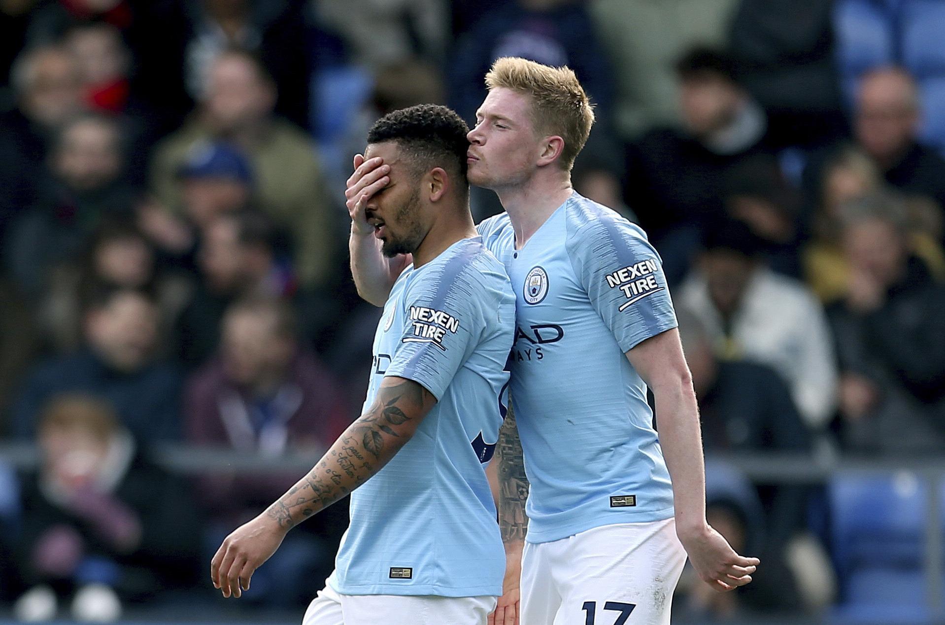 36ca9fd953a24 Sterling consigue doblete  City se impone a Crystal Palace - Estadio ...