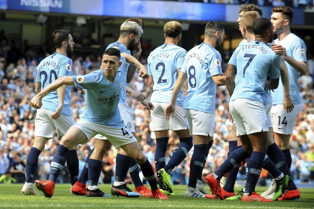 ce24e0d31c416 Man City vence por la mínima a Tottenham y recupera la cima