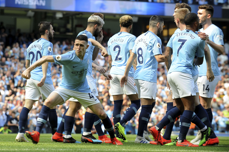 Man City vence por la mínima a Tottenham y recupera la cima