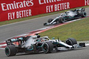 Hamilton gana el 6to GP de China, Bottas queda segundo