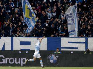 Spal vence 2-1 a Juventus, frena marcha hacia el cetro