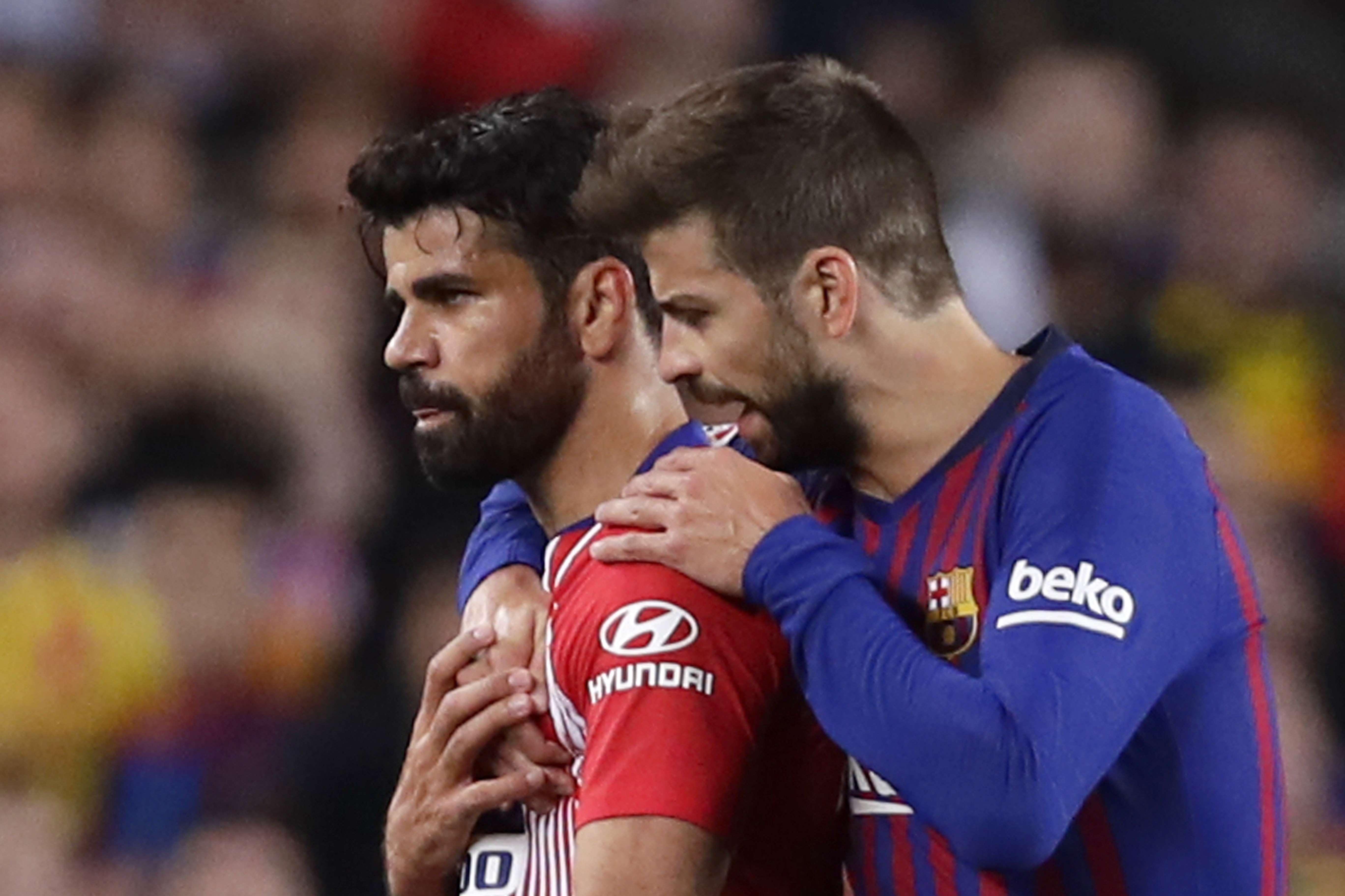 Diego Costa sigue en deuda en su retorno al Atlético