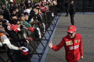 Bottas y Vettel dominan 1ras prácticas para el GP de China
