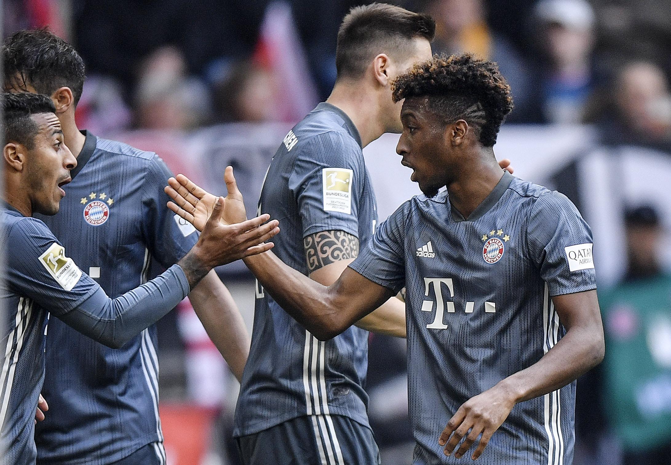 Bayern recupera la cima en la Bundesliga